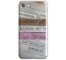 Jack's Wife Frida iPhone Case/Skin