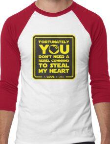 Stolen heart Men's Baseball ¾ T-Shirt