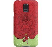 Going to Grandmother's House Samsung Galaxy Case/Skin
