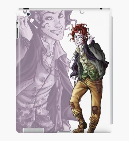Marionettes in the Mist - Rolly (Banshee & Goblin Babysitter) 3 iPad Case/Skin