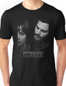 fifty shades darker anna and grey  Unisex T-Shirt