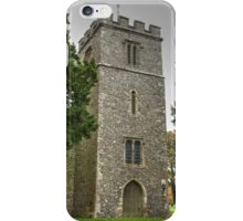 St Giles Wormshill iPhone Case/Skin