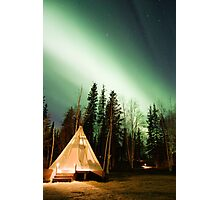 Northern Lights 2 Photographic Print
