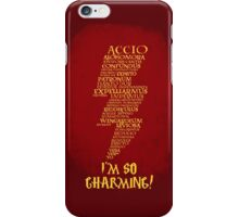 I'm So Charming! iPhone Case/Skin