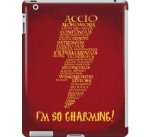 I'm So Charming! iPad Case/Skin