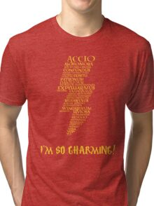 I'm So Charming! Tri-blend T-Shirt