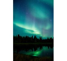 Northern Lights 1 Photographic Print