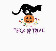 Trick or Treat Kitty Unisex T-Shirt