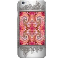 Valley Porcupine Abstract iPhone Case/Skin