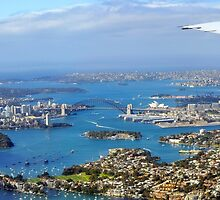 Sydney Harbour by Ian Berry