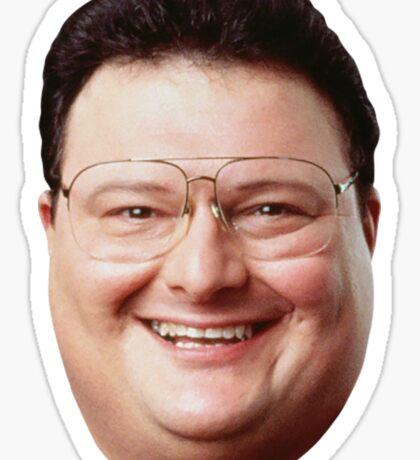 Newman Sticker