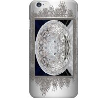Ice Storm Abstract iPhone Case/Skin