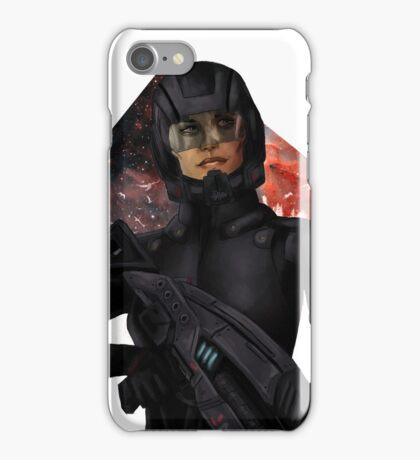 Recruit Shepard iPhone Case/Skin