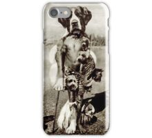 High Plains Predator. iPhone Case/Skin