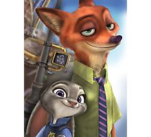 Zootopia Photographic Print