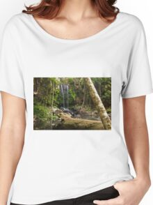 Curtis Falls in Mount Tamborine Women's Relaxed Fit T-Shirt