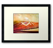 Dream Embers Framed Print