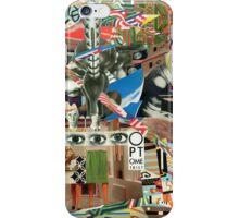 American Gothic Falling. iPhone Case/Skin