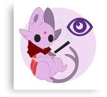 Warrior Pokemon: Espeon Canvas Print