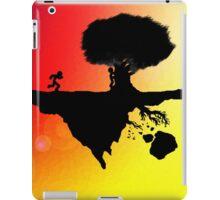 Silhoutte Island iPad Case/Skin
