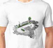 Martian Fictional Nature  Unisex T-Shirt