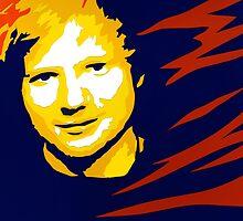 Ed Sheeran  by tori5sos