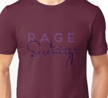 Rage & Serenity Unisex T-Shirt