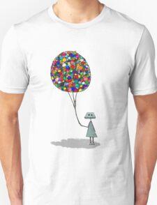 Frank's Balloons Unisex T-Shirt