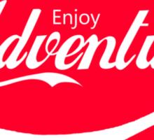Enjoy Adventure Sticker