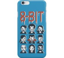 8-Bit By A Vampire iPhone Case/Skin