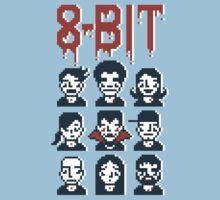 8-Bit By A Vampire by obinsun