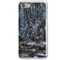 Christmas Card #3342 iPhone Case/Skin