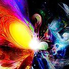 Hypervelocity Collision by Nadya Johnson