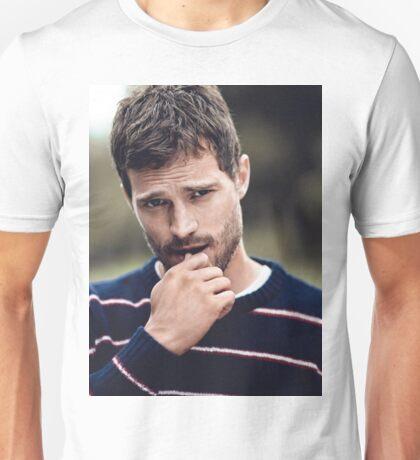 Handsome Jamie Dornan 3 Unisex T-Shirt