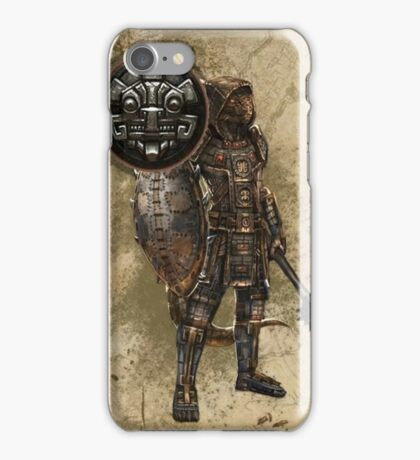 Argonian iPhone Case/Skin