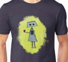 Frank Gives His Heart Unisex T-Shirt