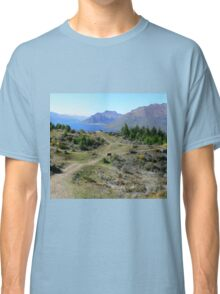 Queenstown panorama Classic T-Shirt