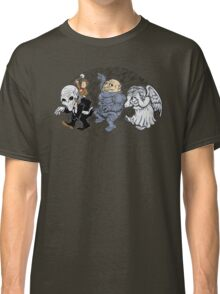Who the Wild Things Are (11) Classic T-Shirt