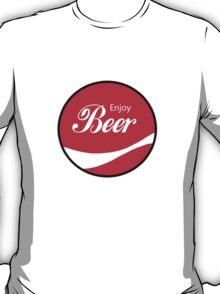 Enjoy Beer T-Shirt