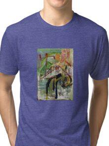 station Tri-blend T-Shirt