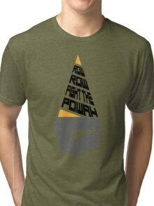 Fight the Powah Tri-blend T-Shirt