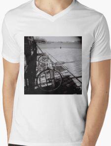 impressions of Suomenlinna -Helsinki Mens V-Neck T-Shirt