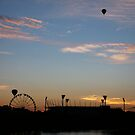 Ballooning by Jason Jeffery