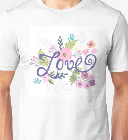 Love My Valentine Unisex T-Shirt