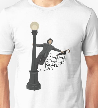 Singing in the Rain - Movie Unisex T-Shirt