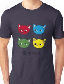 Meow space Unisex T-Shirt