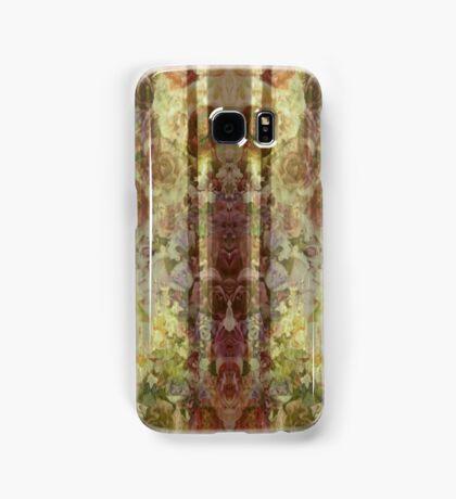 Florals Samsung Galaxy Case/Skin