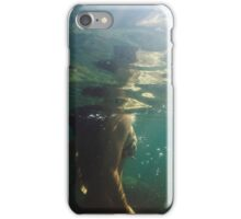 Underwater rainbow iPhone Case/Skin