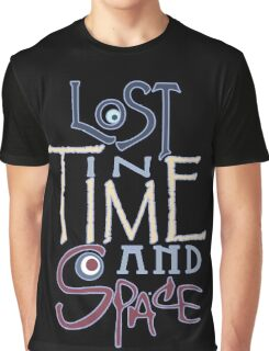 Lost In Time & Space Graphic T-Shirt