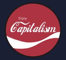Enjoy Capitalism (a) Kids Clothes